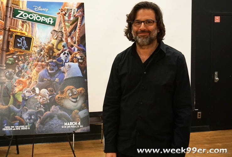 zootopia interview with Mattias Lechner