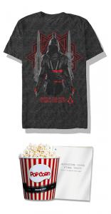 Assassins Creed T-Shirt + Movie Ticket + Script