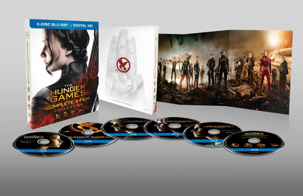 The Hunger Games full movie collection