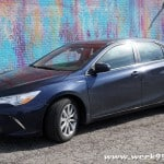 The Toyota Camry Hybrid XLE Brings Fuel Efficiency to Every Day Driving