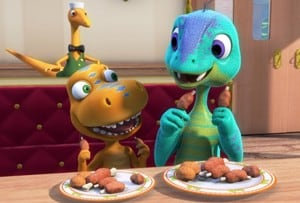 Dinosaur Train Introduces Special Character for Autism Awareness Month #meetdennis