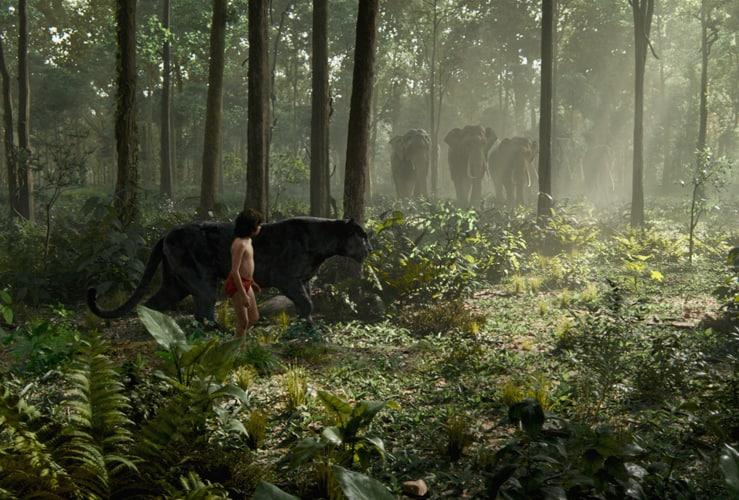 The Jungle Book Featurette