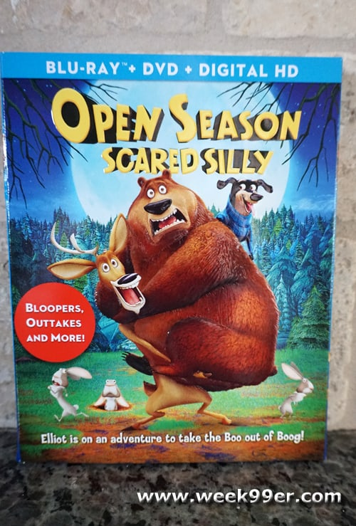 open season scared silly review