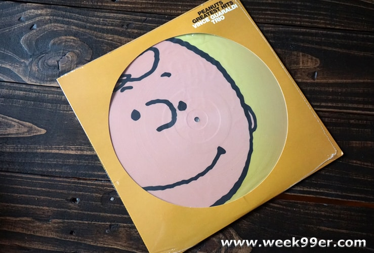 Peanuts Greatest Hits on Record