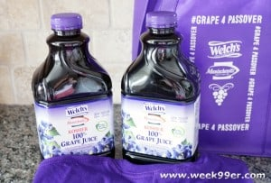 welch's grape for passover