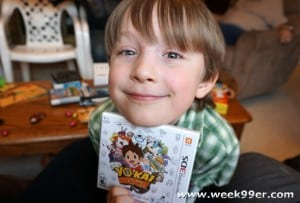 Nintendo Yo-kai Watch Game Review and Giveaway