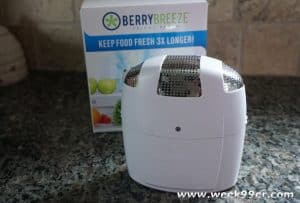 Get a Cleaner Fridge and Keep Your Food Fresher Longer with BerryBreeze #Earthday