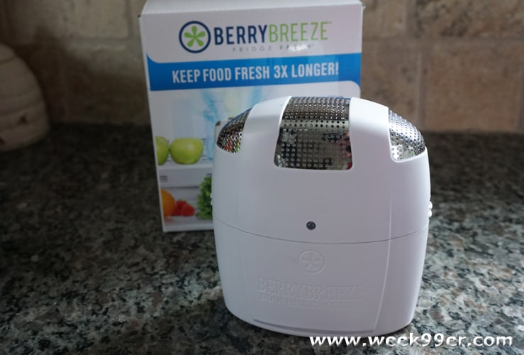 berry breeze product review