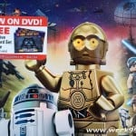 New Star War Battles in LEGO Droid Tales now on DVD