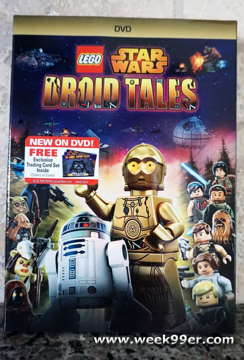 Lego Star Wars: Droid Tales Review
