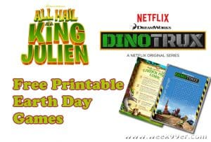 Celebrate Earth Day with DreamWorks!