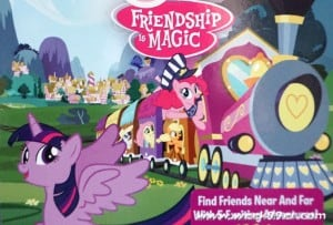 Friends Across Equestria an All New My Little Pony Movie Collection!