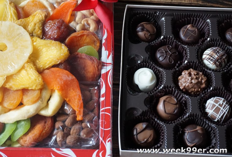 gourmet gift baskets mother's day delight review