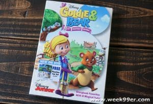 Get Goldie & Bear Best Frairytale Friends on DVD Today
