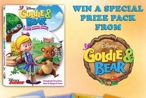 Win a Goldie and Bear Prize Pack!