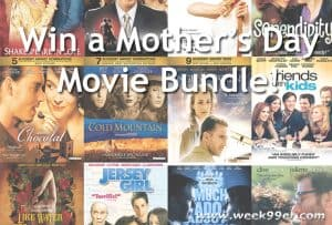 Enter to win a Mother's Day Digital Movie Bundle!