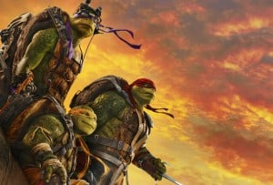 New Trailer for Teenage Mutant Ninja Turtles: Out of the Shadows!