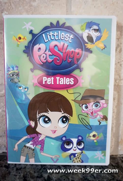 littlest pet shop pet tales review