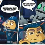 Fun New Ratchet & Clank Comics offer Life Lessons #ratchetandclank