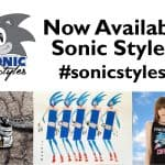 SEGA Launches Sonic Styles #sonicstyles
