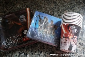 Star Wars The Force Awakens Movie Night