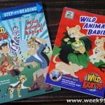 Learn More about Wild Animal Babies with the Wild Kratts