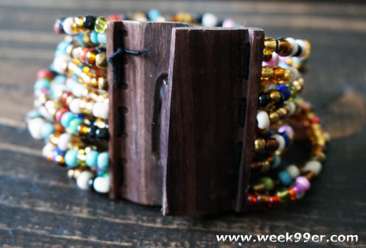 world vision Mango Wood Beaded Bracelet review