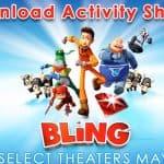 Free Printable Bling Activity Sheets