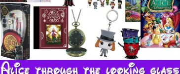 Enter to Win an Alice Through the Looking Glass Prize Package!