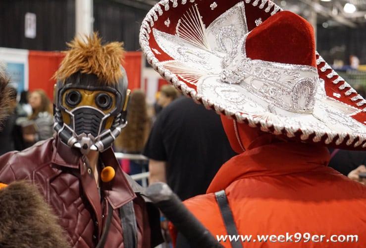 Motor City Comic Con 2016