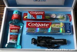 It's Time to Refresh and Recharge Yourself #Mycolgateselfie
