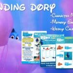 All New Finding Dory Memory Game + Activity Sheets #FindingDory #HaveYouSeenHer