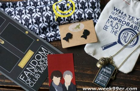 Solve the Mystery of May's Fandom of the Month Box! #fandomofthemonth