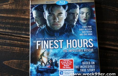The Finest Hours is Available today + Bonus Footage!