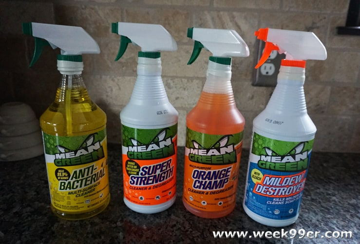 mean green cleaner reviews