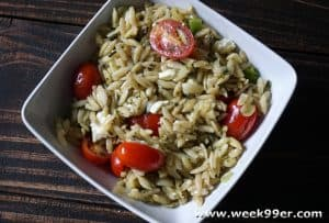 orzo and feta cheese recipe