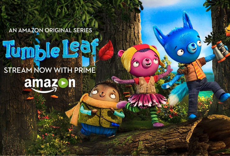 Rumble Leaf Tumble Leaf Tumble Leaf Season 2 Comes To Amazon Prime On May 6th