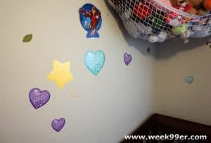 wall-ah care bear wall decal review