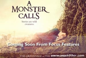 Coming Soon from Focus Features – A Monster Calls #AMonsterCalls