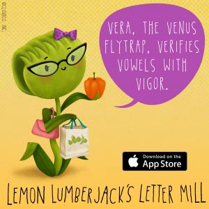 lemon lumberjack letter mill announcement