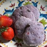 It's Time to Enjoy Milk and Cookies again with a2 Milk® + Strawberry Chocolate Chip Cookie Recipe