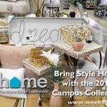 Bring Style Home with the 2016 Campus Collection from At Home Stores #AtHomeStores #CollegeMoveIn