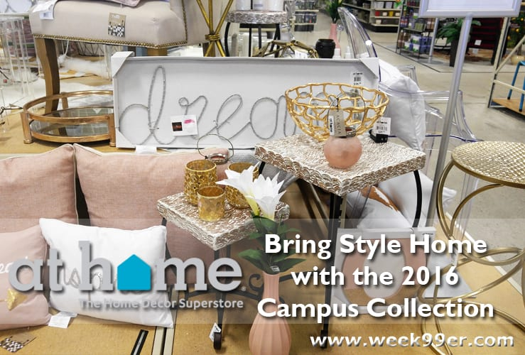 at home Back To Campus Collection