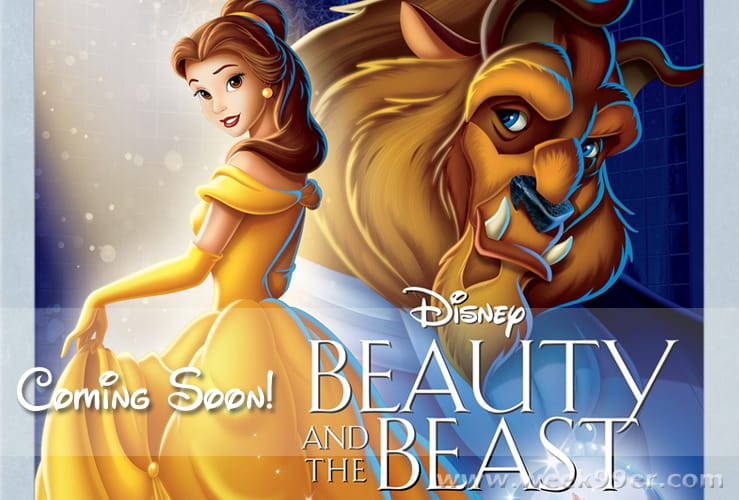Disney's Beauty and the Beast Signature Collection Release is Coming Soon