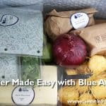 Dinner Made Easy with Blue Apron + Discount Code