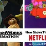 New DreamWorks Animation Shows coming to Netflix in July #dreamworkshome