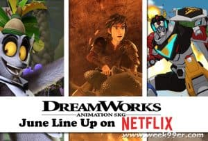 Check Out the New DreamWorks Animation Shows on Netflix this Month!
