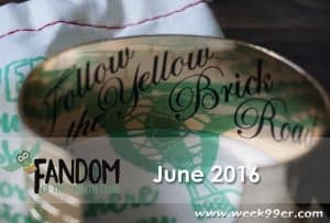 Head Down the Yellow Brick Road with Fandom of the Month Club #fandomofthemonth