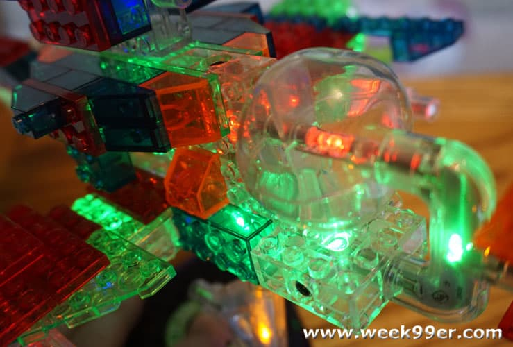 laser Pegs Copter Review