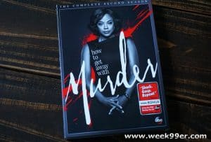 How To Get Away with Murder Season 2 is on DVD + Giveaway